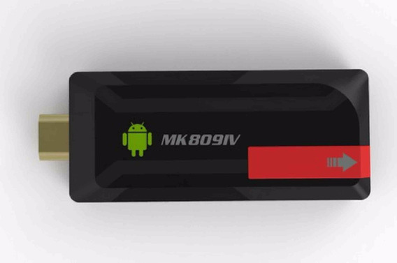 Mk809 Iv Mini Pc Tv Android 7.1.2 Quad Core 2gb De Ram