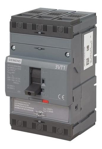Breaker 100amp 3p Siemens 3vt1710-2dc36-0aa0