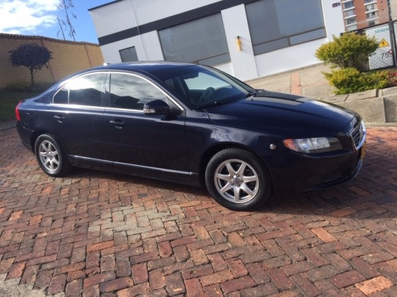 Volvo S80 Color Azul 3.2