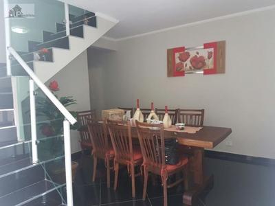Casa A Venda Em Embu Das Artes, Jardim Sao Francisco, 3 Dormitórios, 1 Suíte, 2 Banheiros, 5 Vagas - 190