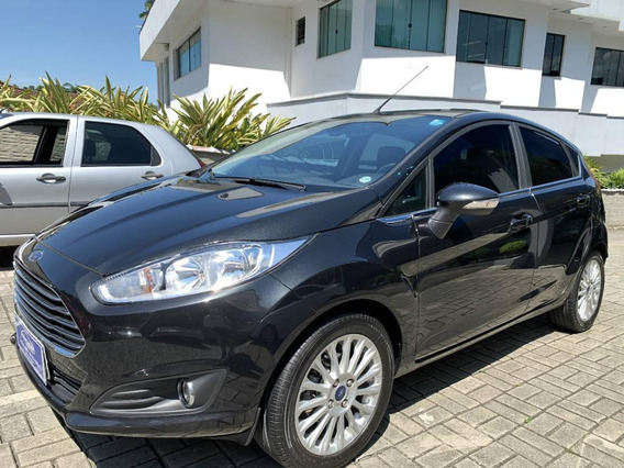 Ford New Fiesta Hatch 1.6 Titanium Powershift