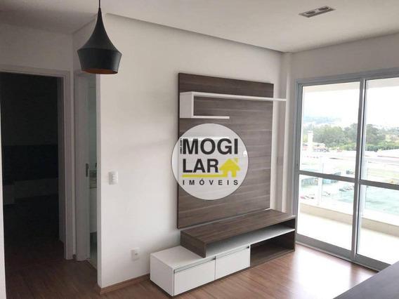 Que Tal Um Apartamento Ao Lado Do Seu Trabalho Na Vila Mogilar Em Mogi Das Cruzes? - Ap0230