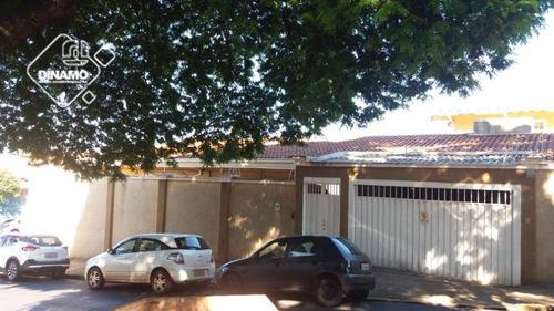 Imagem 1 de 30 de Casa Comercial/residencial Com 4 Dormitórios À Venda, Jardim Sumaré - Ribeirão Preto/sp - Ca1341