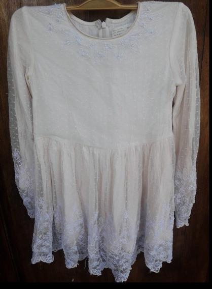 Vestido Nena Zara
