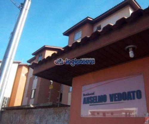 Apartamento À Venda, 45 M² Por R$ 110.000,00 - Nova Olinda - Londrina/pr - Ap0116