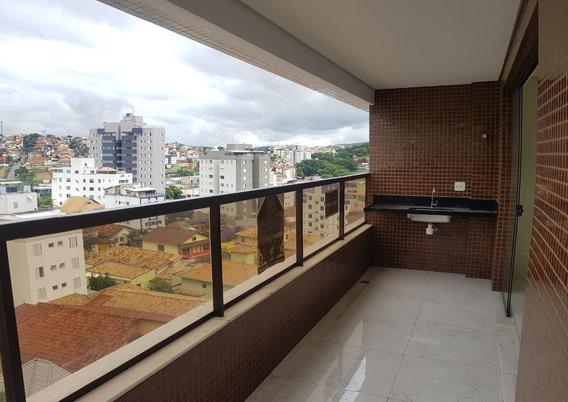 Apartamento 3 Quartos Com Lazer Completo Bairro Castelo - 3563