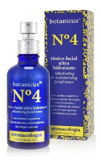 Tonico Facial Botanicus Ultra Hidratante Extractos Organicos