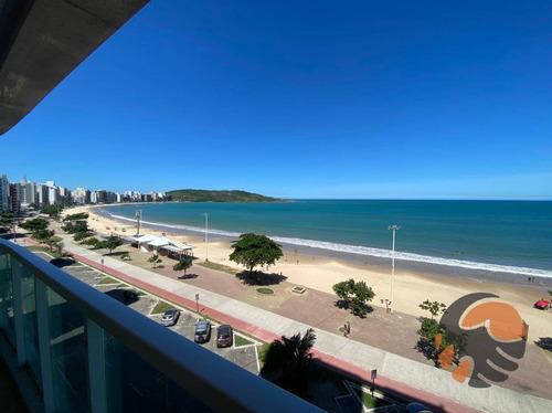 Imagem 1 de 16 de Apartamento À Venda, 105 M² Por R$ 850.000,00 - Praia Do Morro - Guarapari/es - Ap3748