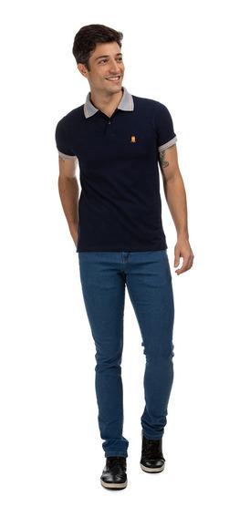 Camisa Polo Regular Polo Wear 35564