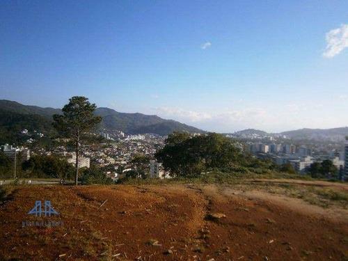 Imagem 1 de 15 de Terreno À Venda, 1023 M² Por R$ 1.187.000,00 - Itacorubi - Florianópolis/sc - Te0069