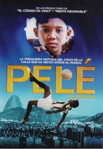 Pele La Pelicula Jeff Zimbalist Futbol Envio Gratis Dvd