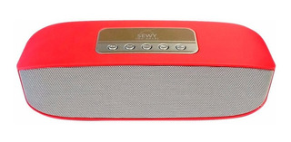 Parlante Portatil Sewy Nr2014 Bluetooth 10w Usb Mp3 *10