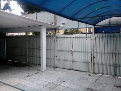 Casa Residencial Para Locação, Jardim Ester, São Paulo. - Ca0224