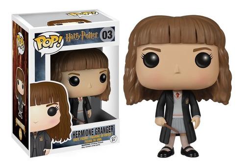 Imagen 1 de 3 de Figura Funko Pop, Harry Potter - Hermione Granger - 03