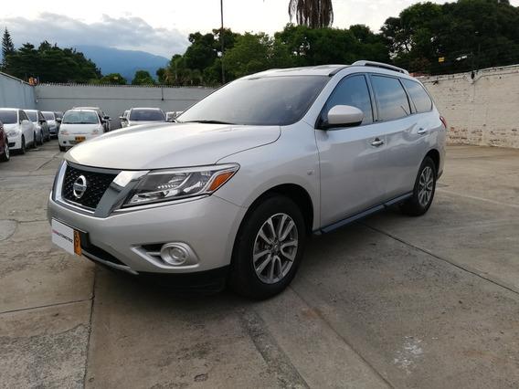 Nissan Pathfinder Sense 4x4 At