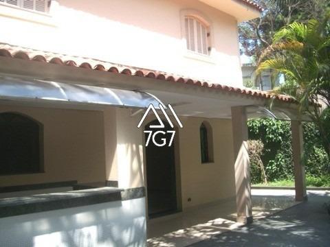 Casa À Venda Na Cidade Jardim - Ca00430 - 32363647