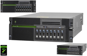 Servidor Ibm Power 750