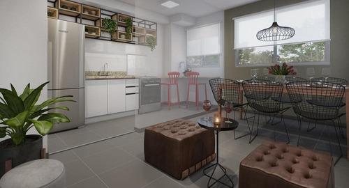 Imagem 1 de 8 de Compre Seu Apartamento Em Lançamento No Ouro Preto Com 40,20 M²   Jardim Egle, São Paulo   Sp - Apl444289v