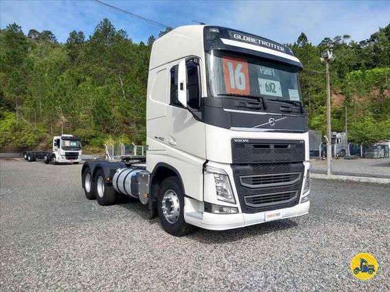 Volvo New Fh 460 6x2t Globetrotter I-shift