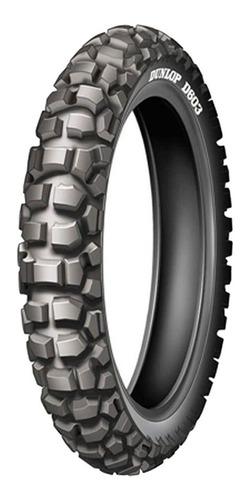 Cubierta Moto 100 90 19 D603 Dunlop No Pirelli Riderpro ®
