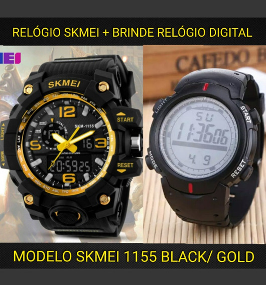 Relógio Skmei 1155 Original Digital Prova D