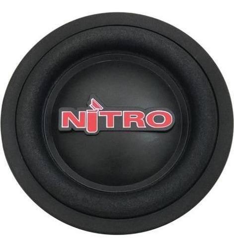 Imagem 1 de 3 de Alto Falant Sub Spyder Nitro 8 Polegadas 300 Rms 4 Ohms