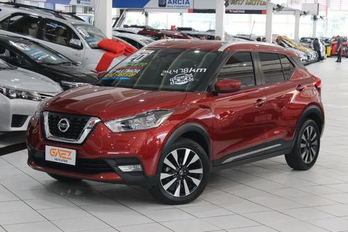 Imagem 1 de 15 de Nissan Kicks 1.6 16v Flexstart Sv 2020