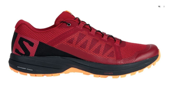 Tenis Salomon Xa Elevate Trial Red/dahlia 29.0 Cm