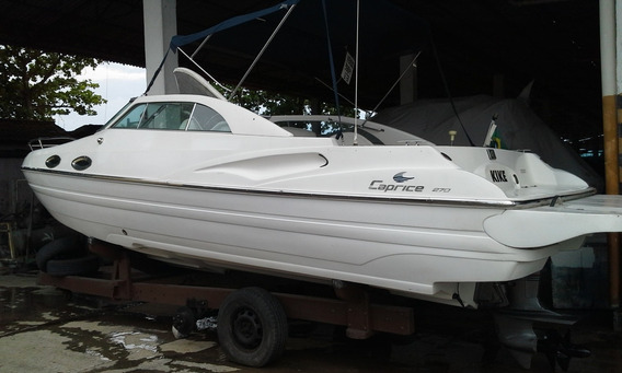 Caprice 270 Cabinada Diesel Mwm Sprint 6 Cilindros