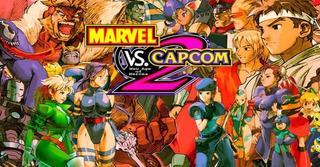 Marvel Vs Capcom 2 De Dreamcast Para Celular Android