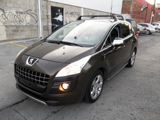 Peugeot 3008 Tabaco 2013
