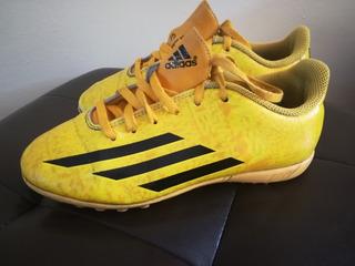 Vendo Zapatillas De Fútbol adidas Niños