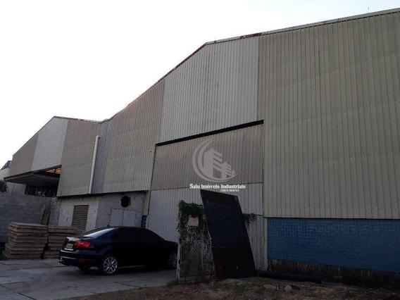 Galpão À Venda, 1820 M² Por R$ 3.700.000,00 - Cidade Industrial Satélite De São Paulo - Guarulhos/sp - Ga0044