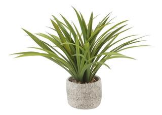 Planta Artificial Deluxe Sinense Acabado Natural Con Maceta