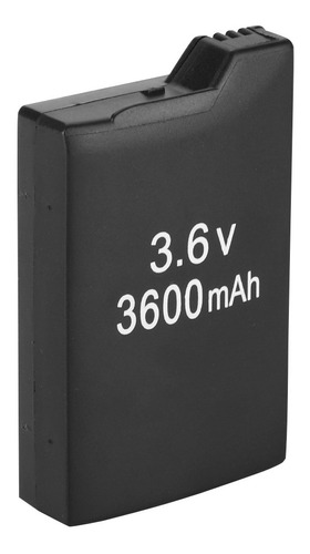 3600 Mah 3.6v Li-ion Batería Recargable Pack Para Sony Psp 1