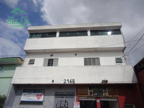 Sala Comercial Para Locação, Jardim Santo Elias, São Paulo. - Sa0141