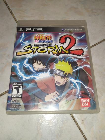 Naruto Storm 2 Ps3 350 Pesos