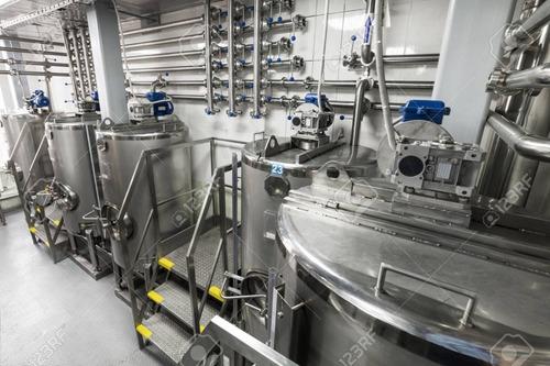 Tubos En Acero Inoxidable Para La Industria Conexiones