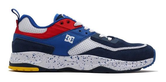 Zapatillas Dc E Tribeka Se (azul Y Roja)