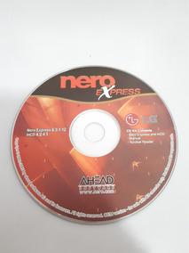 Cd De Instalação Nero Express