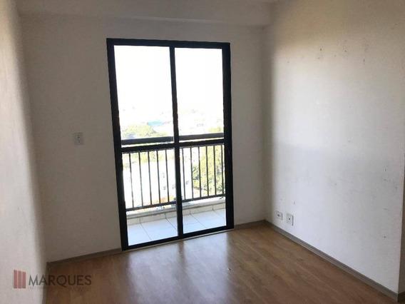 Apartamento Para Alugar, 52 M² Por R$ 850,00/mês - Vila Rio De Janeiro - Guarulhos/sp - Ap0075
