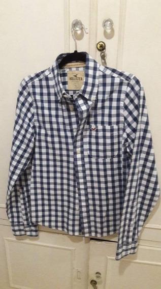 Camisa Social Hollister P