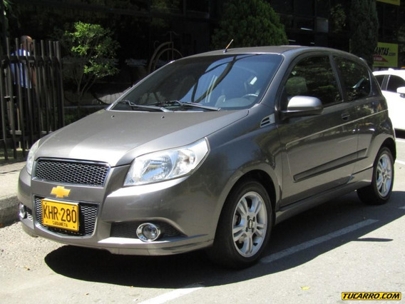 Chevrolet Aveo Emotion Gti Limited 1600 Cc 3p Mt