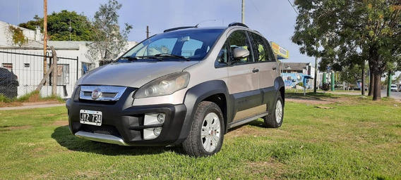 Fiat Idea Adventure 2011 1.6 Impecable