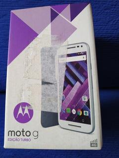 Celular Motorola 3a Geração Modelo Xt 1556