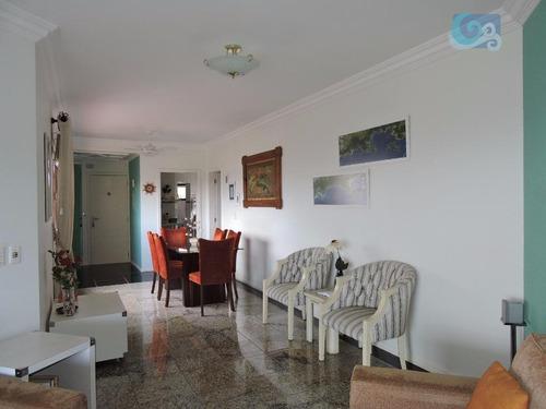 Imagem 1 de 30 de Apartamento A Venda Praia Da Enseada - Guarujá - Ap4079