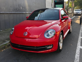 Volkswagen Beetle 2.5 Sportline Tiptronic At 2016 No Jetta