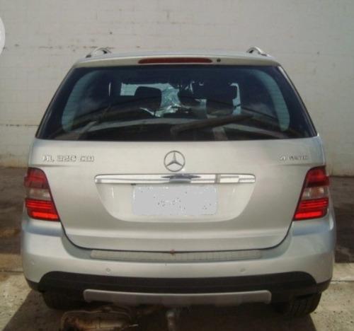 Peças Mercedes Ml320 Cdi Diesel 2008 - Sucata Para Peças