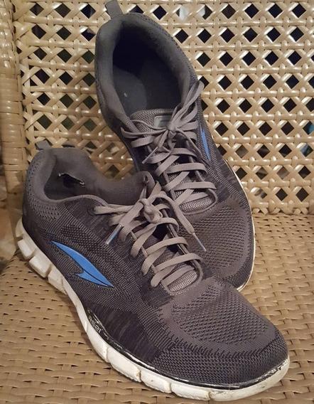 Zapatos De Caballero Negros Marca Rs21 Talla 43