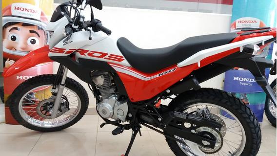 Honda Bros160 Esdd, Inj. Eletr Flex Freios Cbs Wzap991058732